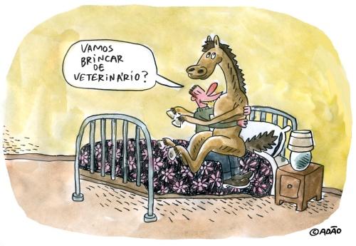 brincar veterinario novo
