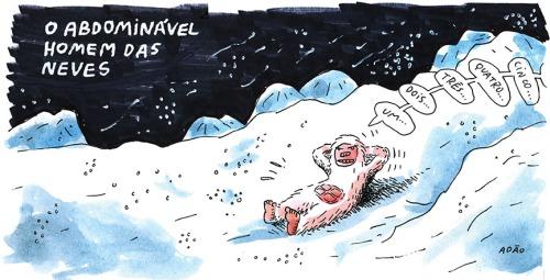 abdominavel homem das neves