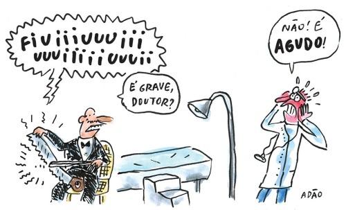 grave doutor agudo