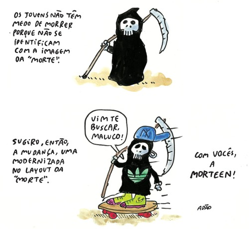 morte morteen