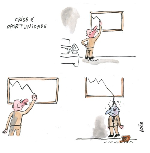 crise e oportunidade