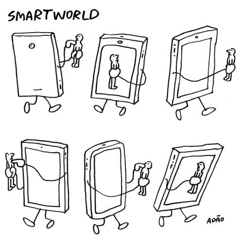 celular smartworld quadrado
