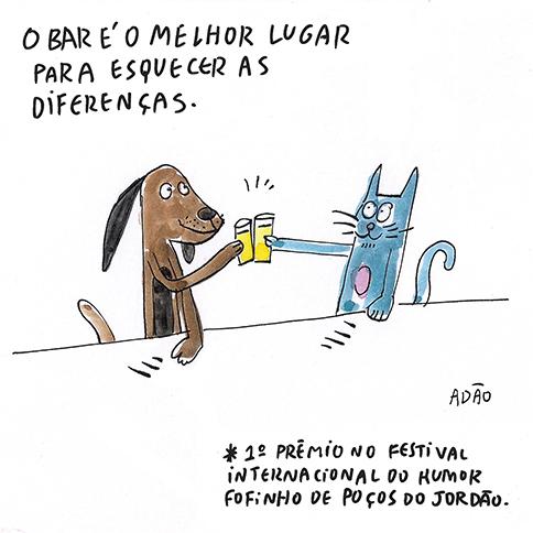 bar cachorro e gato esquecer diferencas.jpg